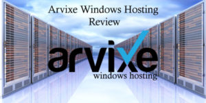 Arvixe Windows Hosting Review